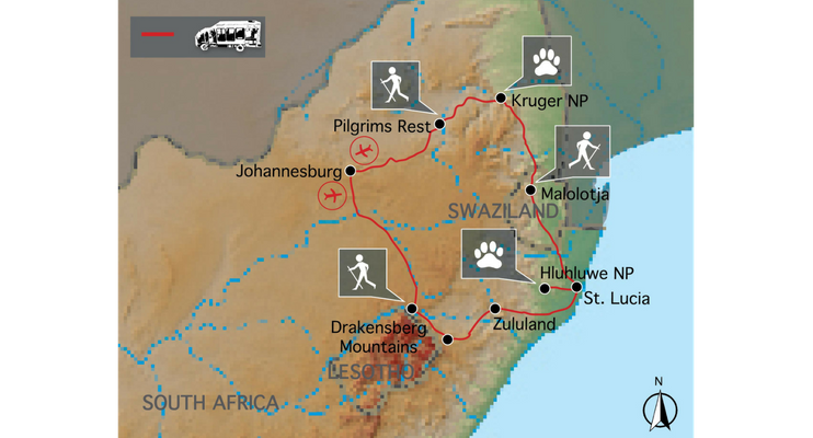 JJa14-sunway-safari-south-africa-map