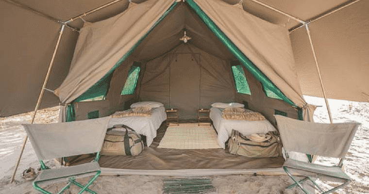 Botswana-Safari-Guide-Range-of-Safari-Experiences-Mobile-Glamping