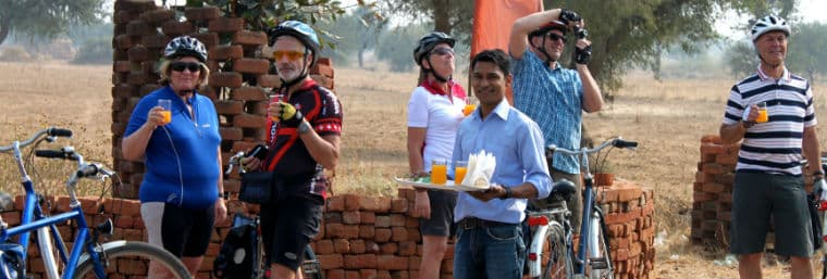 India Cycle Trails Rajasthan
