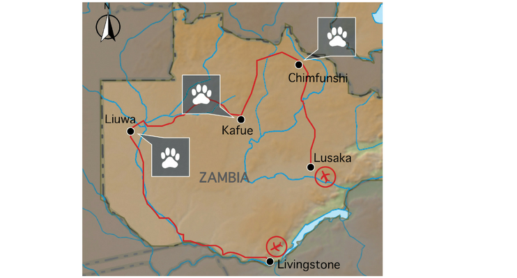 indafrica-sunway-safaris-small-group-expedition-western-zambia-adventure-offroad-wildlife-africa-map