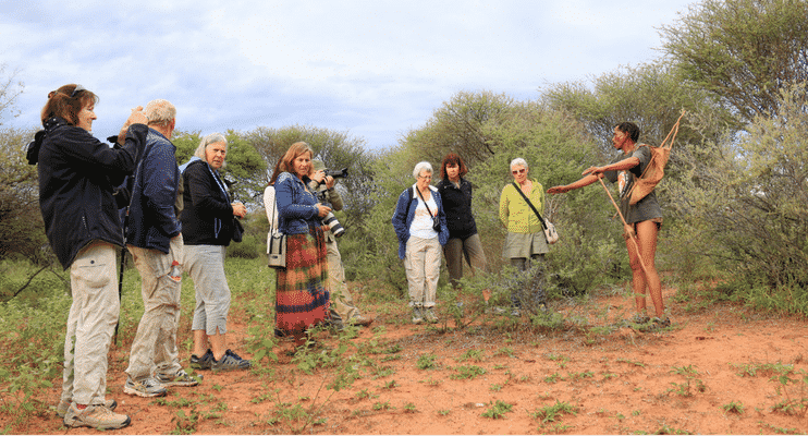 CVa21-sunway-safari-indafrica-botswana-ghanzi-dinga-talk-culture-locals-communities