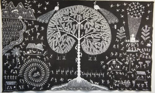 Tribal Art in Mumbai: Creating Your Own Warli Story