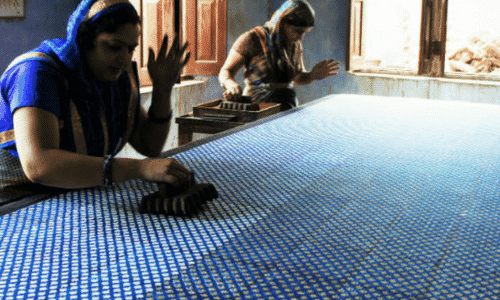 Block Printing in Bagru : A Hands On Textile Experience