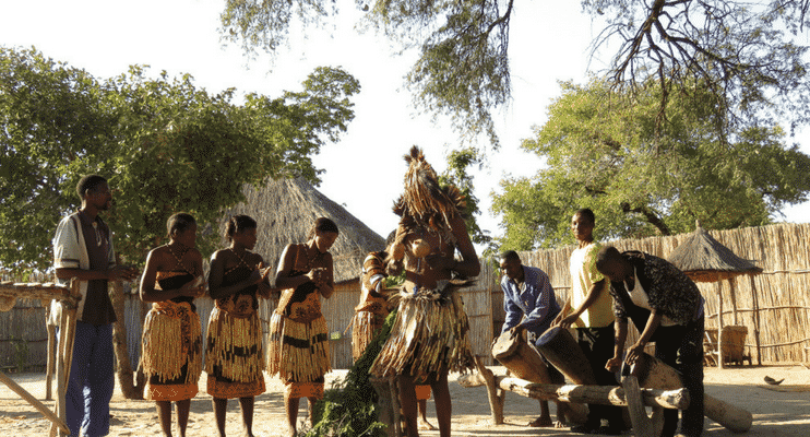 NBa21-sunway-safari-namibia-kwando-community-locals-music-dance-culture